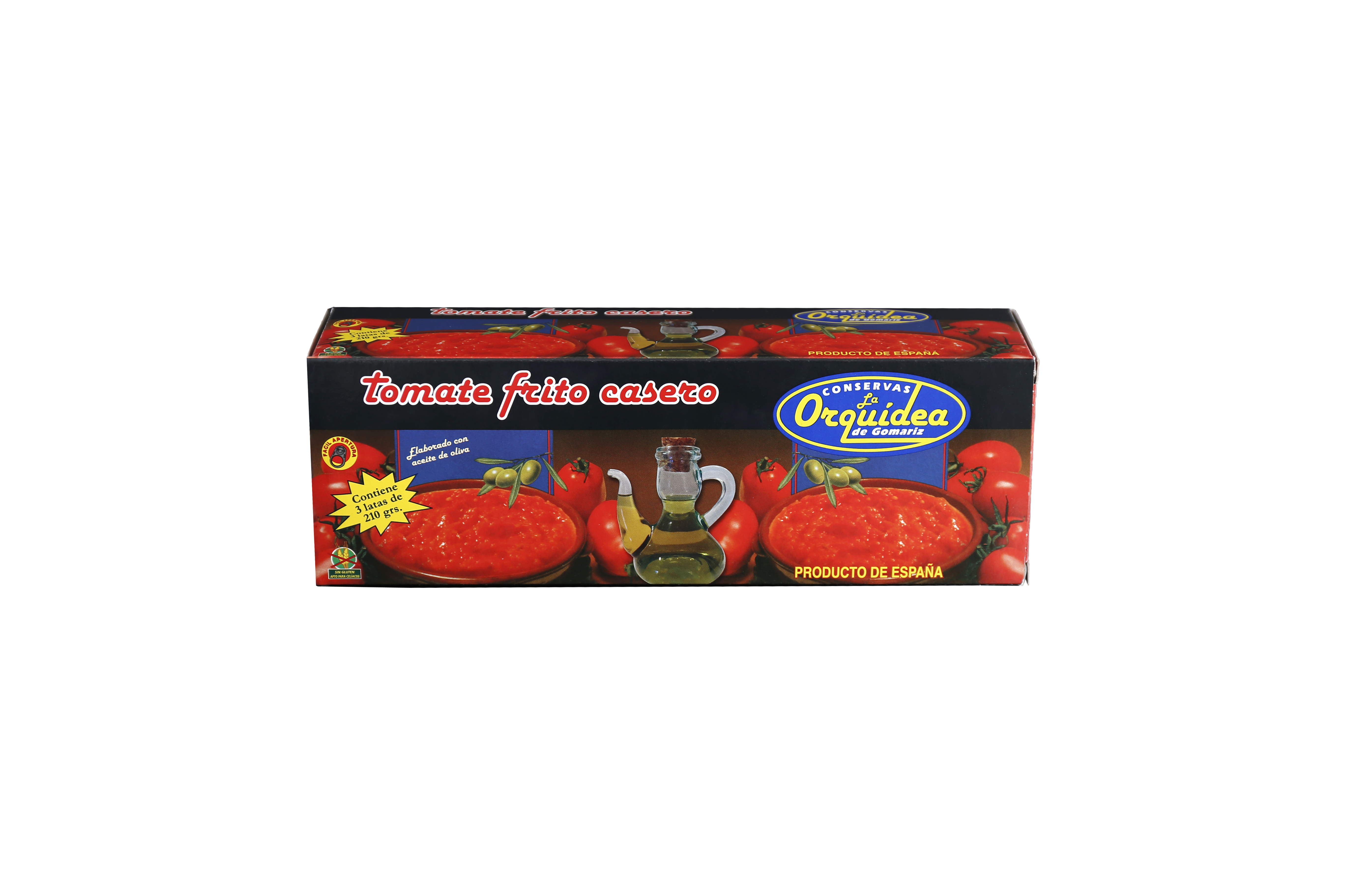 Tomate frito pack-3